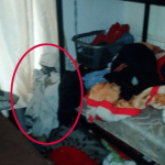 Family haunted by demon that beats them as they sleep