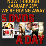 DVD Giveaway from Maya Entertainment