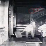 Daily Mail reports Spooky figures caught on camera during paranormal investigation at notorious haunted house