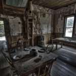 The Federal Government Will Put You Up In This Haunted Ghost Town, If You Dare