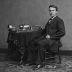 Edison's forgotten 'invention': A phone that calls the dead