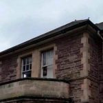 Can You See The Ghost In This Terrifying Picture Of An Old Asylum?