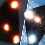 WHAT ARE THEY? Bizarre huge silent triangle UFO sightings keep happening… now in UK