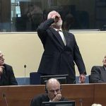 Bosnian ex-general Slobodan Praljak drank poison after being convicted of war crimes in the Hague