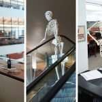 Meet the Skeleton who is watching over the UNLV library